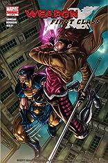 Weapon X: First Class #3