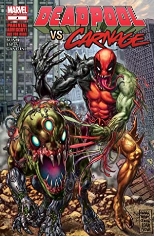 Deadpool vs. Carnage #4 (of 4)