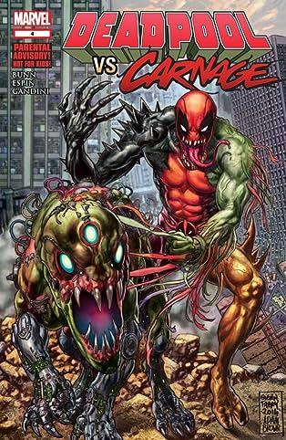 Deadpool vs. Carnage #4 (of 4)