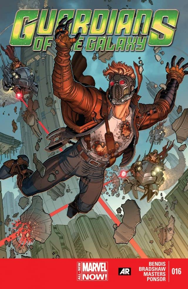 Guardians of the Galaxy (2013-) #16