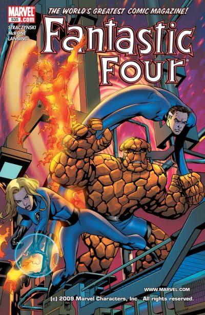 Fantastic Four (1998-2012) #535