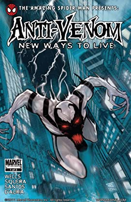 Spider-Man Presents: Anti-Venom #1 (of 3)