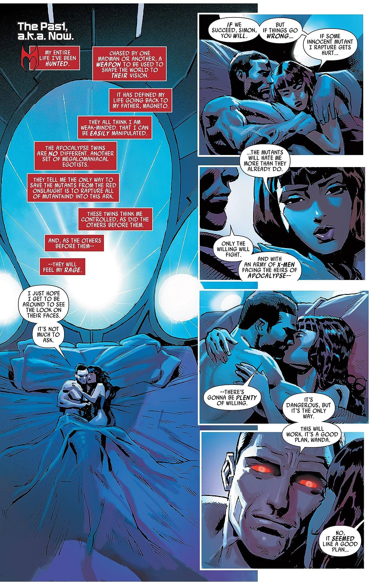 Uncanny Avengers (2012-2014) #21