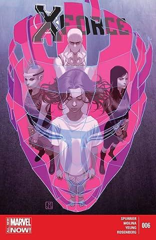 X-Force (2014-2015) #6