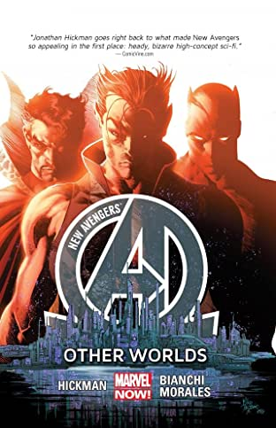 New Avengers (2013-) Vol. 3: Other Worlds