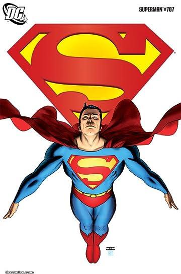 Superman (1939-2011) #707