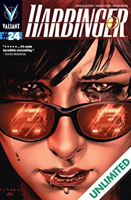 Harbinger (2012- ) #24: Digital Exclusives Edition