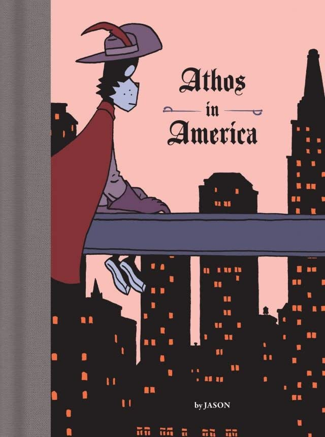 Athos In America