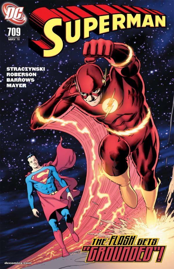 Superman (1939-2011) #709