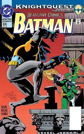 Detective Comics (1937-2011) #674