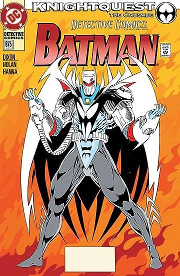 Detective Comics (1937-2011) #675