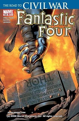 Fantastic Four (1998-2012) No.536