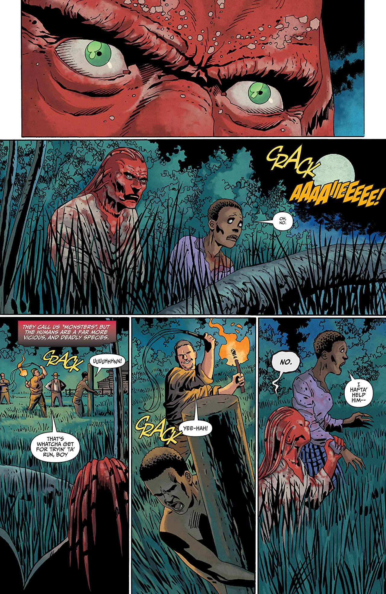 Clive Barker's Nightbreed #2