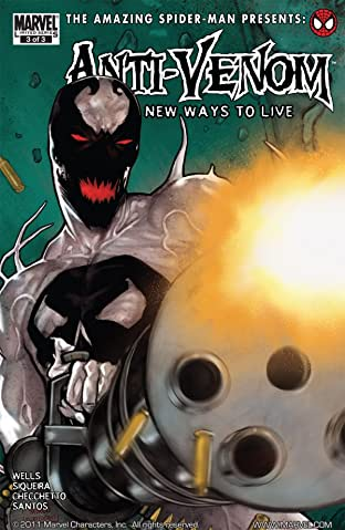 Spider-Man Presents: Anti-Venom #3 (of 3)