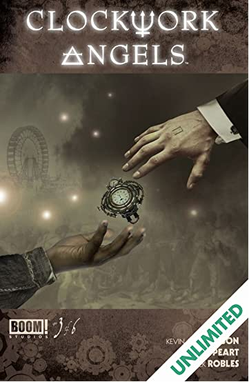 Clockwork Angels #3