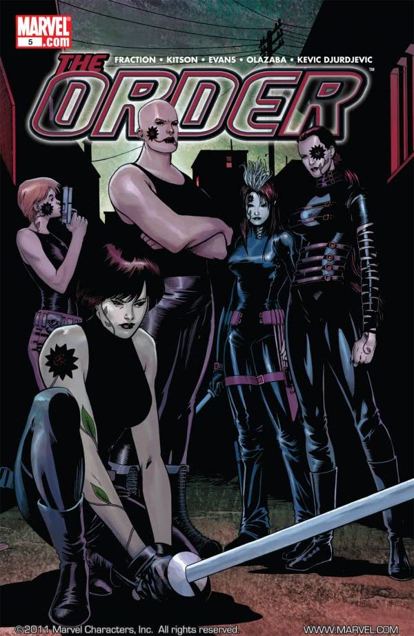 The Order #5