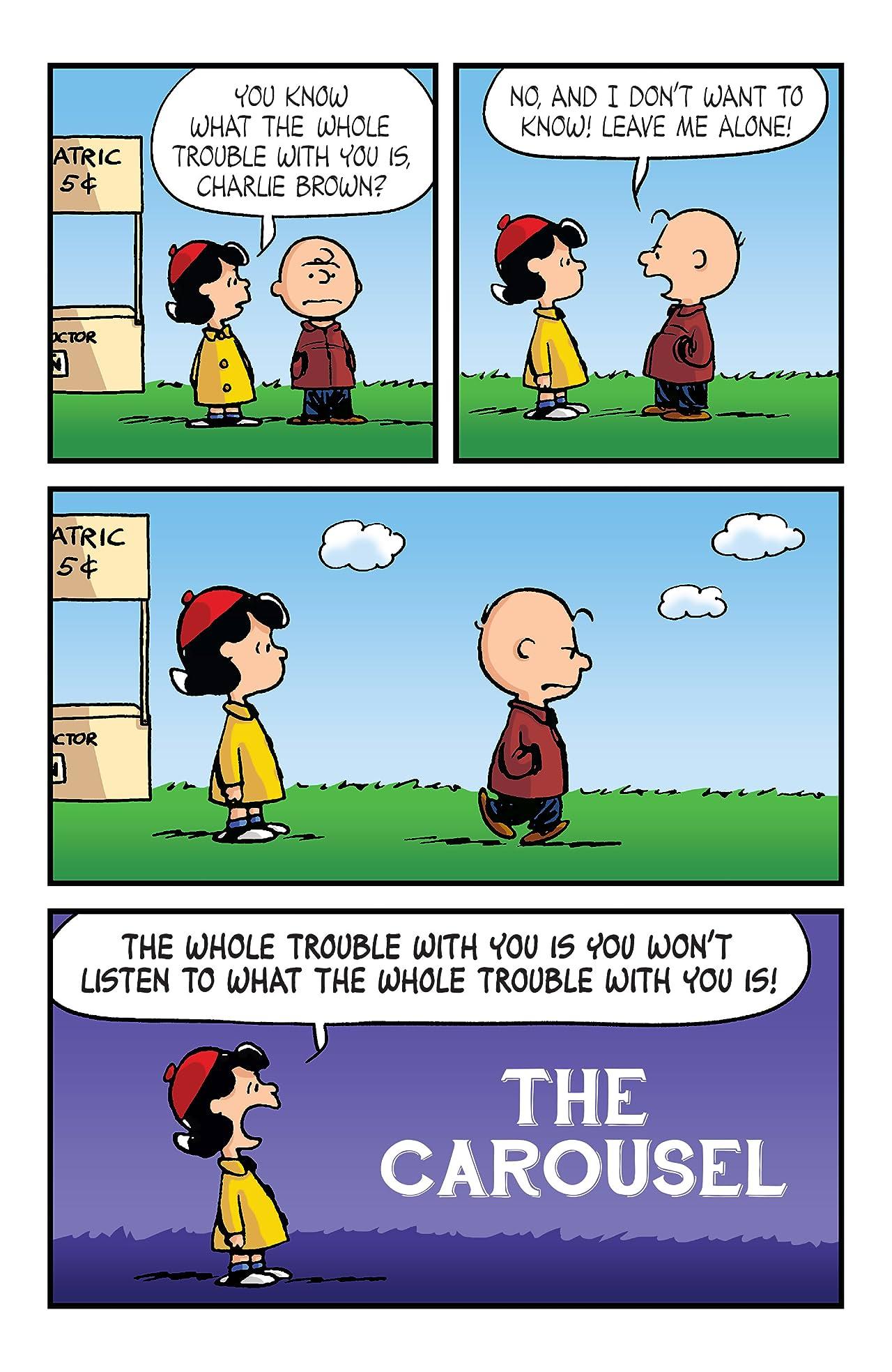 Peanuts Vol. 2 #19