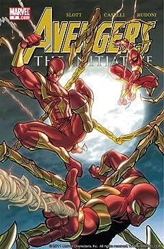 Avengers: The Initiative #7