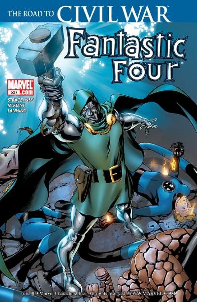 Fantastic Four (1998-2012) #537