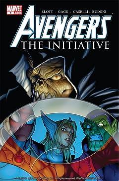Avengers: The Initiative #9