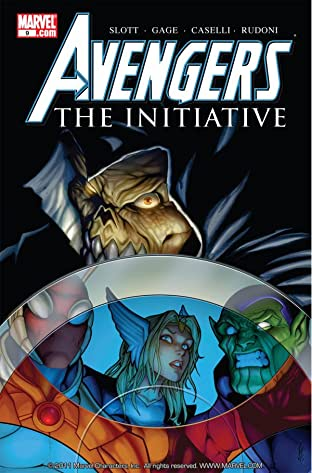 Avengers: The Initiative No.9