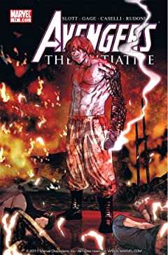 Avengers: The Initiative #11