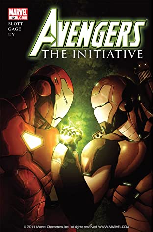Avengers: The Initiative No.12