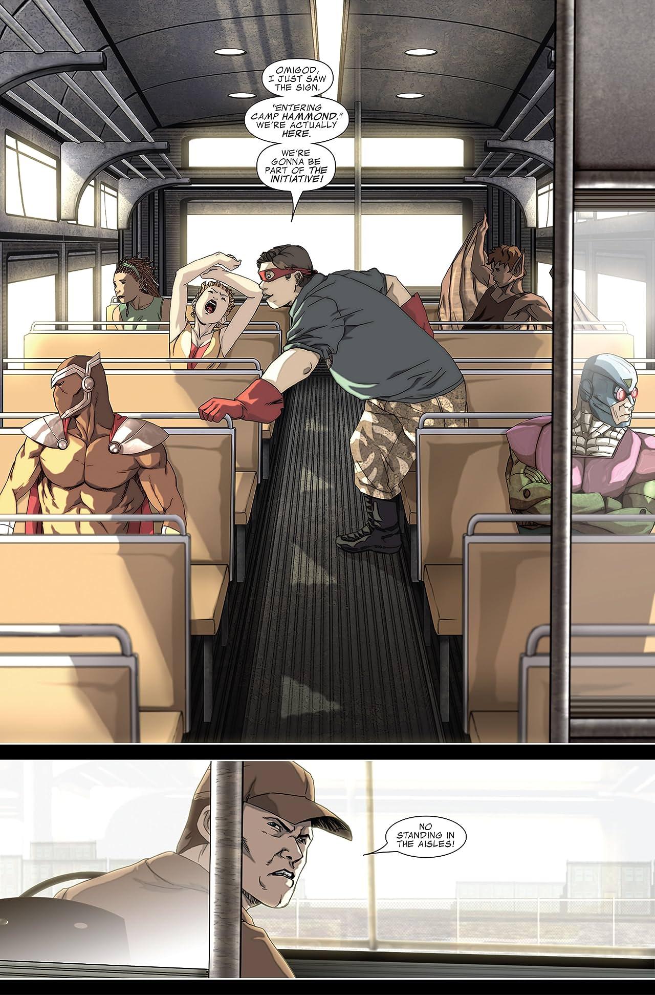 Avengers: The Initiative #13