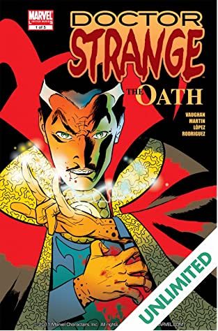 Doctor Strange: The Oath #1 (of 5)