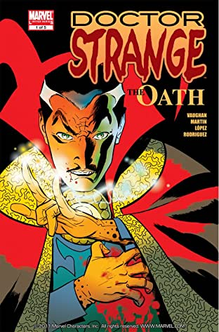 Doctor Strange: The Oath #1 (of 5)
