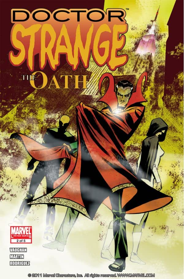 Doctor Strange: The Oath #2 (of 5)
