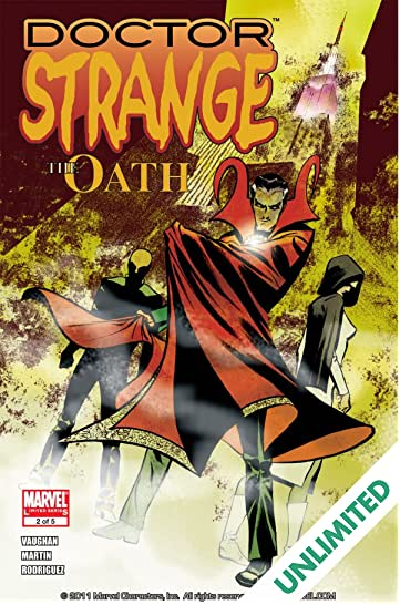 Doctor Strange: The Oath #2 (of 5)