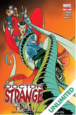 Doctor Strange: The Oath #4 (of 5)