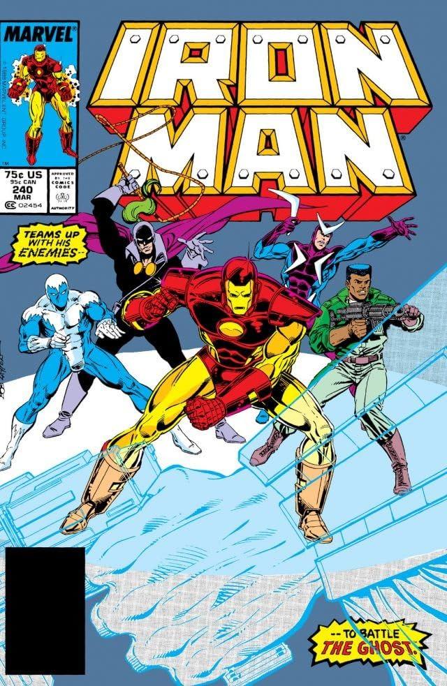 Iron Man (1968-1996) #240