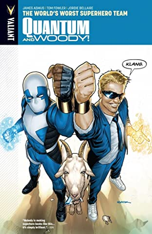 Quantum and Woody Vol. 1: The World's Worst Superhero Team