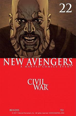 New Avengers (2004-2010) No.22