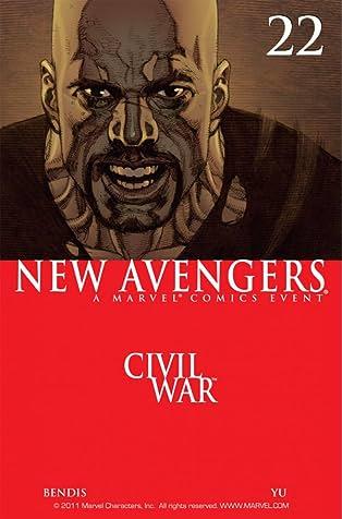 New Avengers (2004-2010) #22