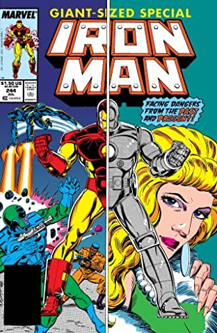 Iron Man (1968-1996) No.244