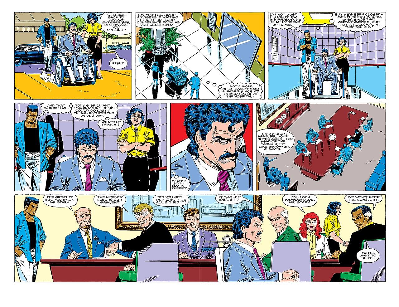 Iron Man (1968-1996) #244