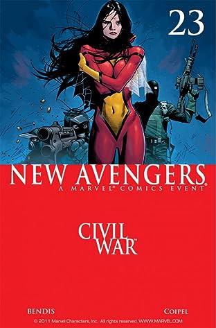 New Avengers (2004-2010) No.23
