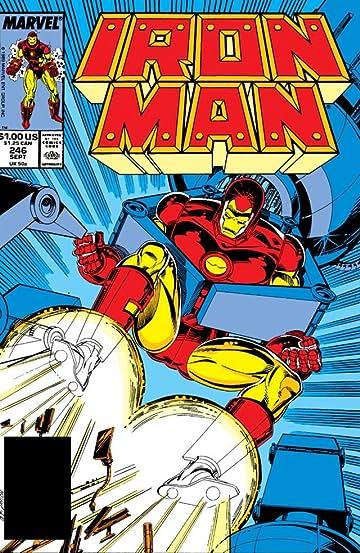 Iron Man (1968-1996) #246