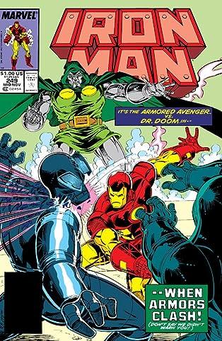 Iron Man (1968-1996) #249