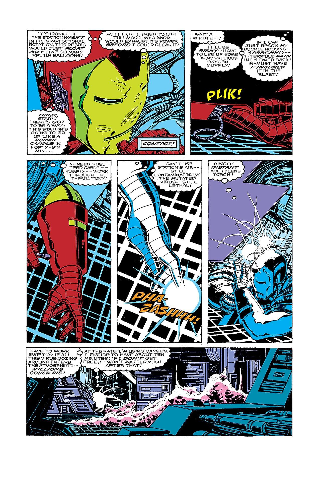 Iron Man (1968-1996) #256