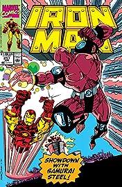 Iron Man (1968-1996) #257