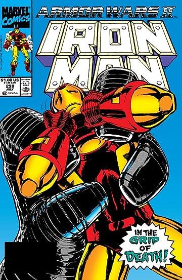 Iron Man (1968-1996) #258