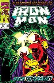 Iron Man (1968-1996) #259