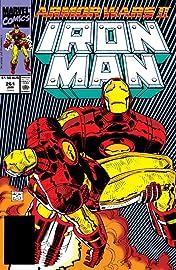 Iron Man (1968-1996) #261