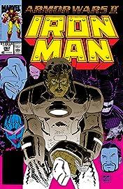 Iron Man (1968-1996) #262