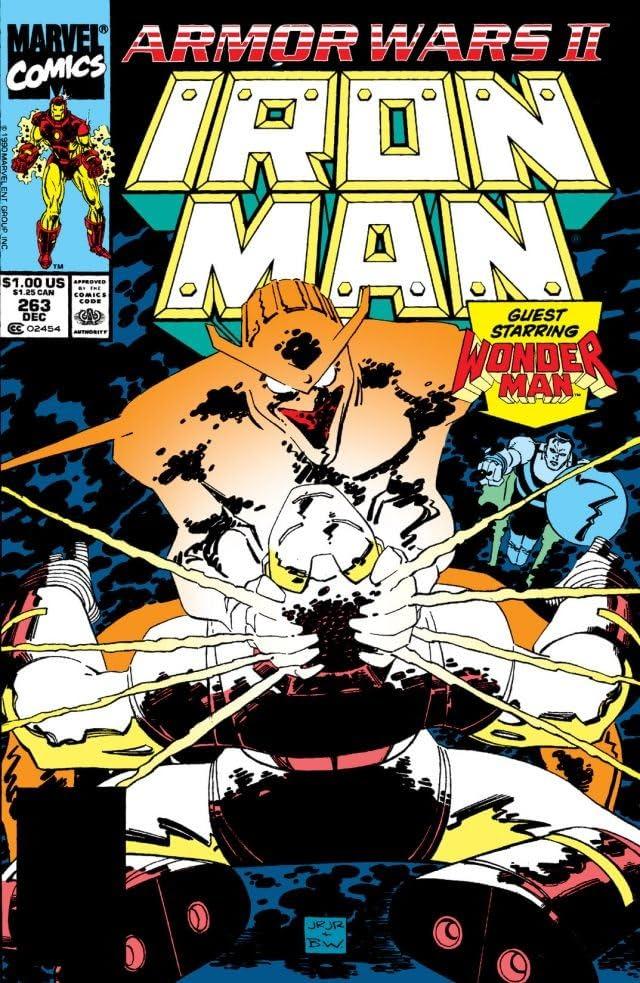 Iron Man (1968-1996) #263