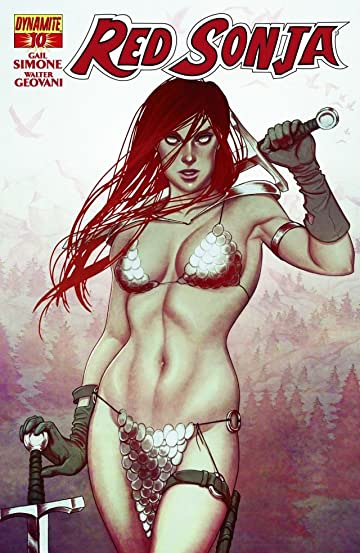 Red Sonja #10: Digital Exclusive Edition